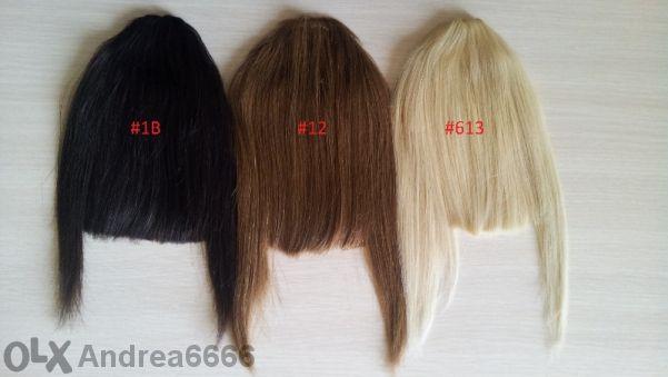 Бретон 100% естествена коса.
