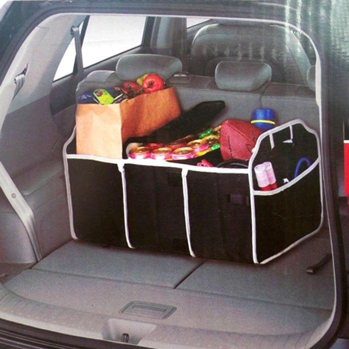 Органайзер для авто в багажник