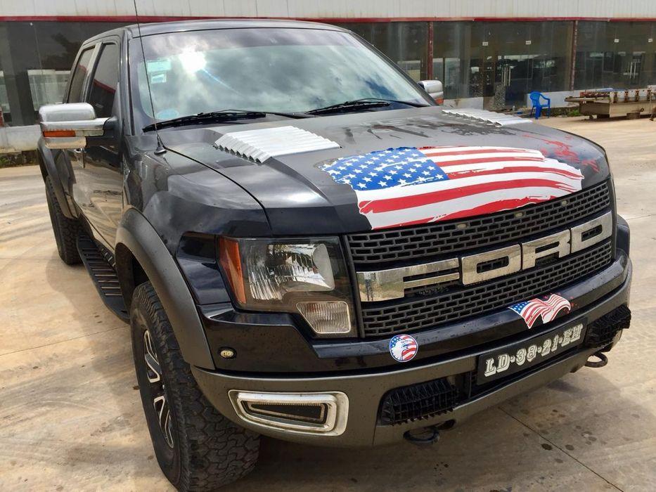 Vende-se Ford raptor