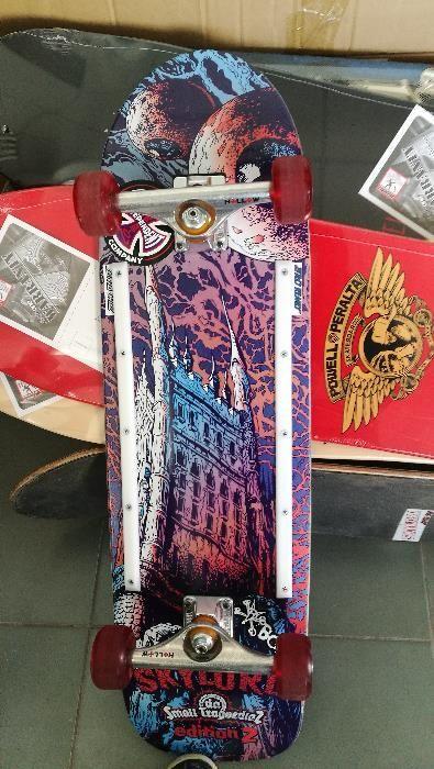 релси/лайсни за скейтборд rails skateboard/ skate/