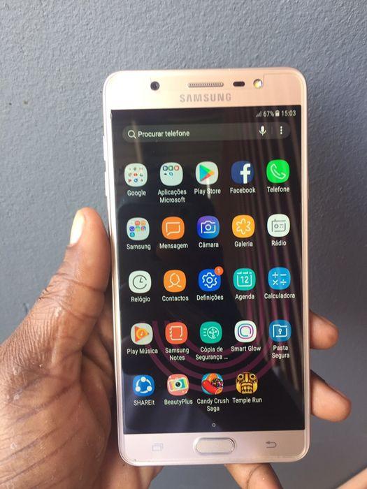 Samsung galaxy J7 Max fora da caixa Alto-Maé - imagem 3