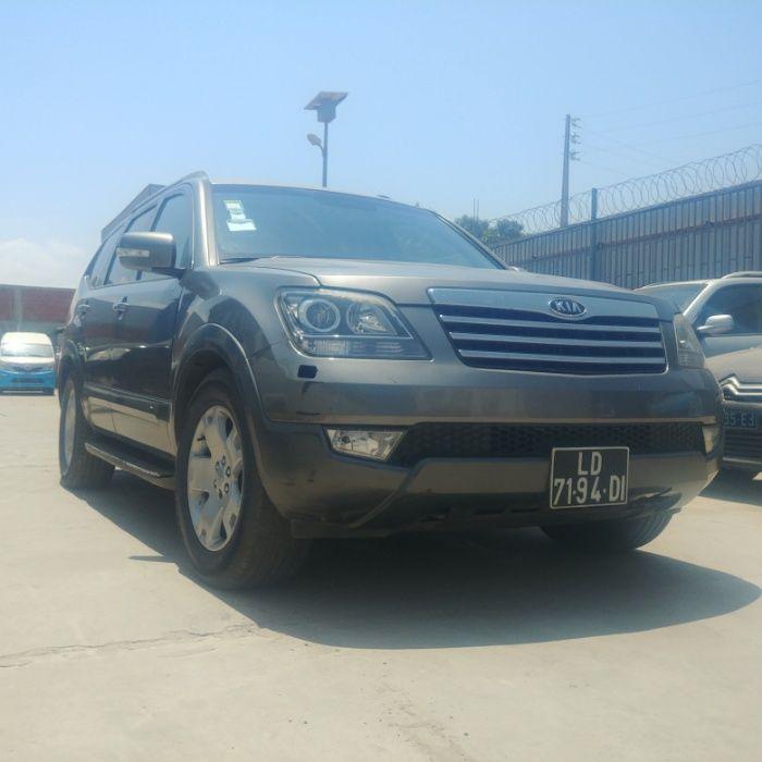 Kia Mohave Diesel Magnifico automovel