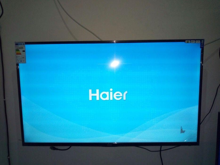 """Tv led Haier 40"""" novas e seladas"""