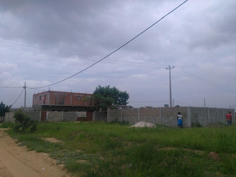 Venda de terreno na Zona Verde 3(Benfica)-Defronte a estrada principal Prenda - imagem 2
