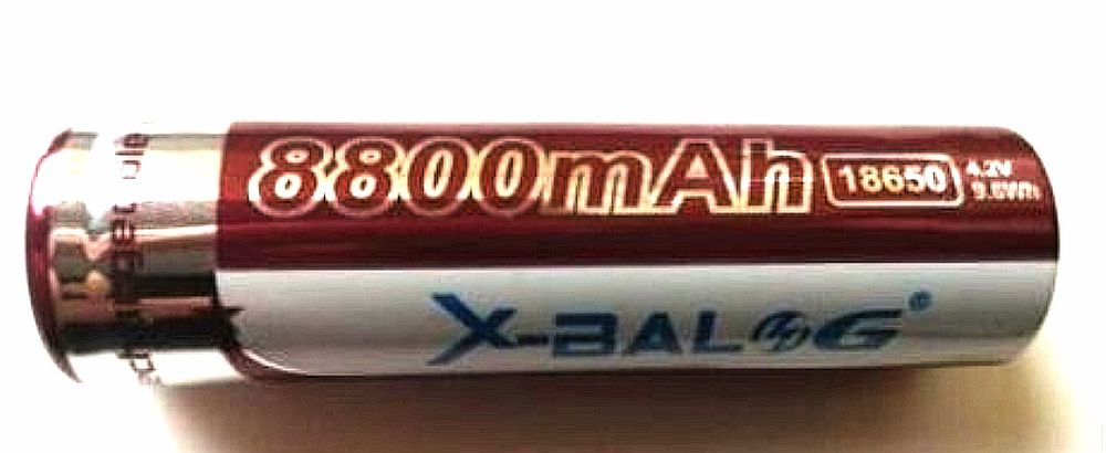 Акумулаторна батерия 18650 4.2 V 8800 mAh