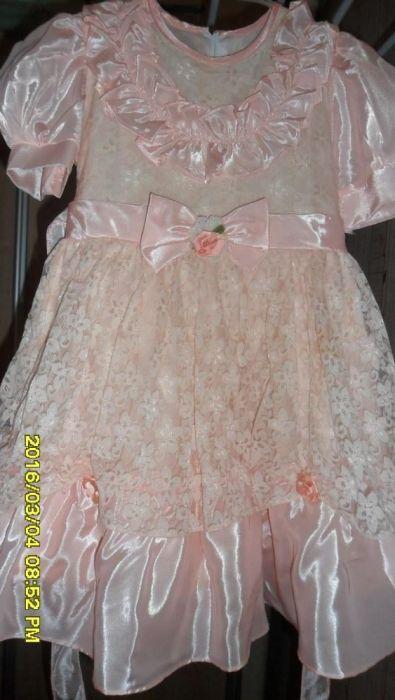 Платье праздничное (рост 104 см)