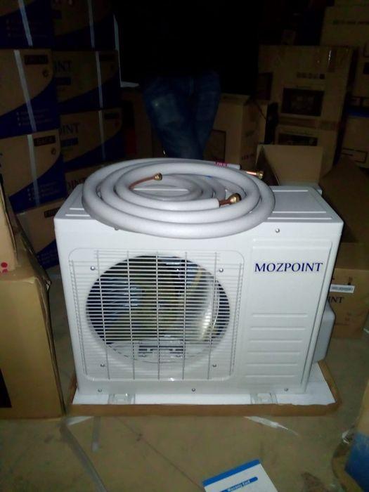 Ar condicionados split MOZPOINT 9000btu novos com garantia