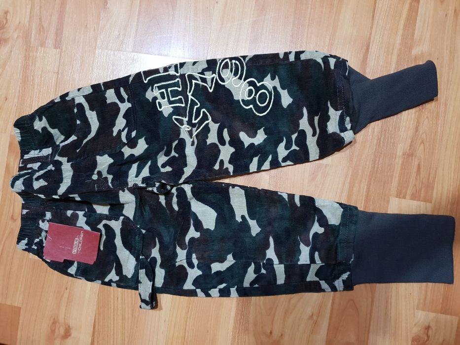 Pantaloni grosi army