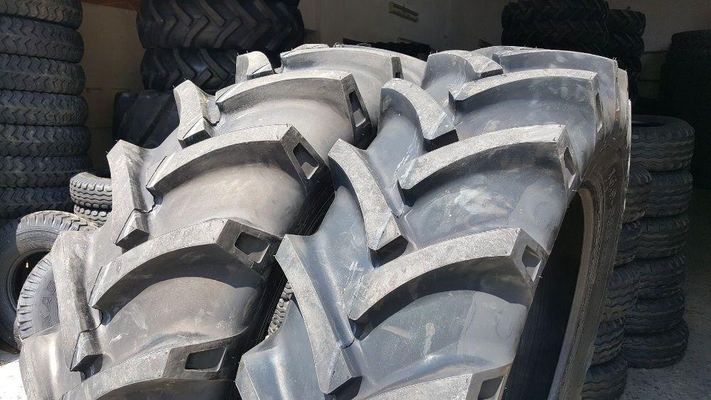 Cauciucuri noi 16.9-38 OZKA cu 10 pliuri anvelope tractor spate groase