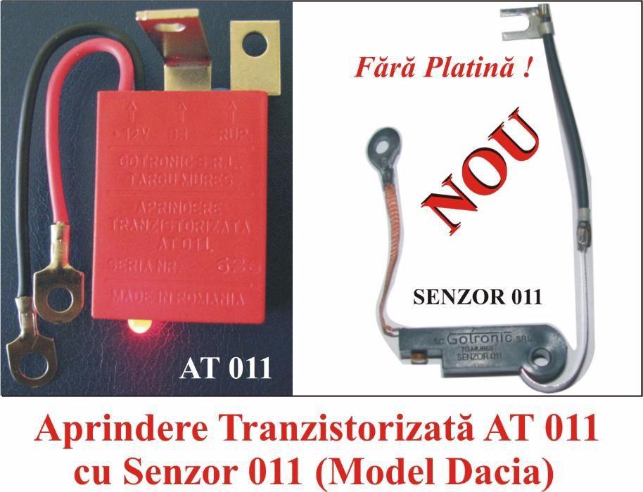 Aprindere electronica fara platina Dacia 1300, Aro10, Renault 5, R12