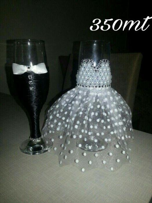 Tacas para noivos