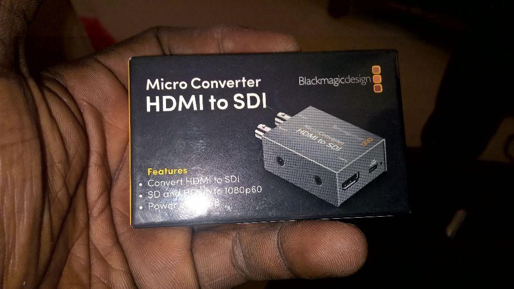 convertissor hdmi to Sdi