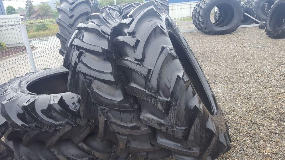 Anvelope noi 16.9-34 cauciucuri tractor foarte rezistente cu 14 pliuri