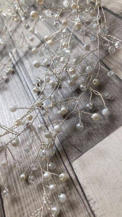 Accesoriu par perle