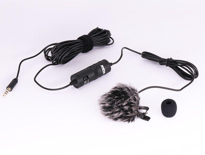 Микрофон петличный BOYA