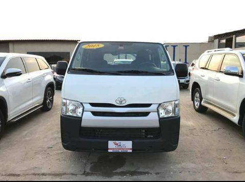 Toyota Haice a venda