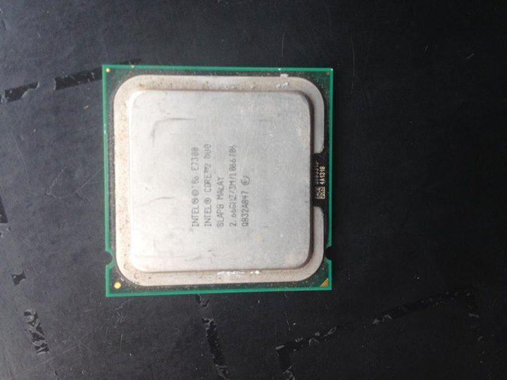 Processador core 2 duo 2.6GHz