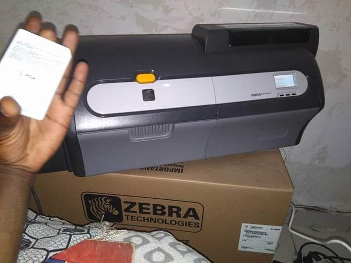 Impressora Zebra ZXP-serie 7