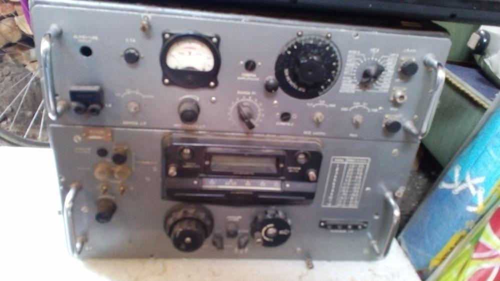 radio receiver urss ro p-250m vintage (defect)