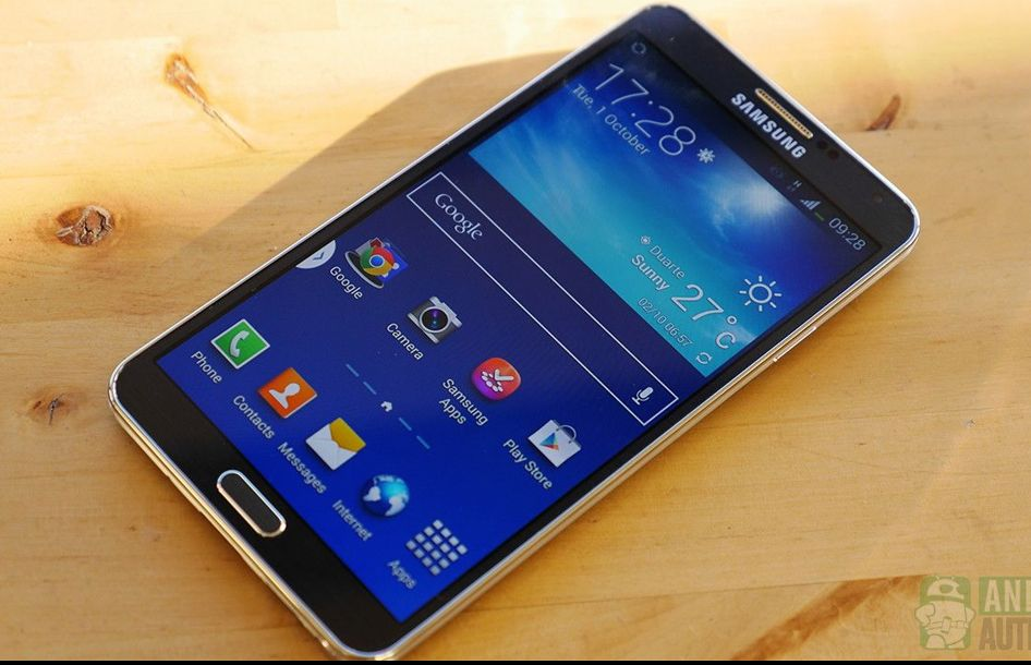 Samsung Note 3 | novo