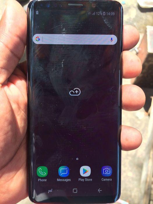 Samsung galaxy S9..