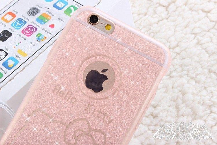 Husa Iphone 6 6S -- Model Hello Kitty