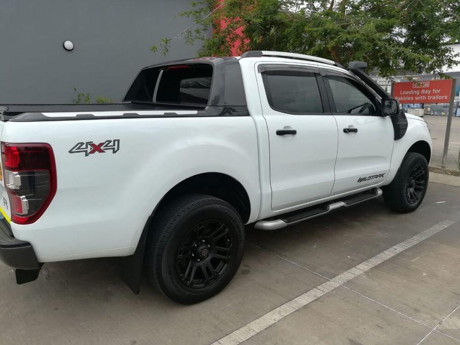Vendo Ford Ranger Wild truck 3.2