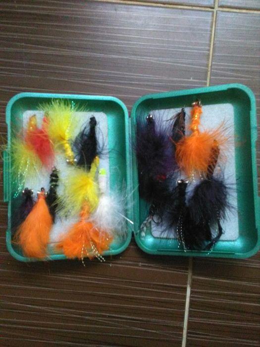 Muste pescuit