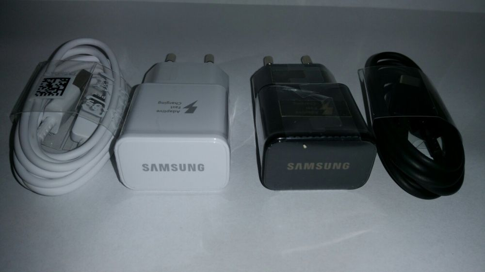 Incarcator+cablu TypeC original Samsung Fast Charge S8,S9/Plus,Note8/9