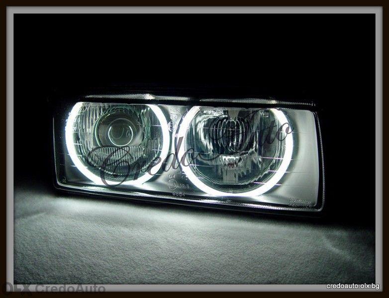 Промо!Ccfl Angel Eyes-Ангелски очи BMW Е36,Е39,Е46 LED SMD