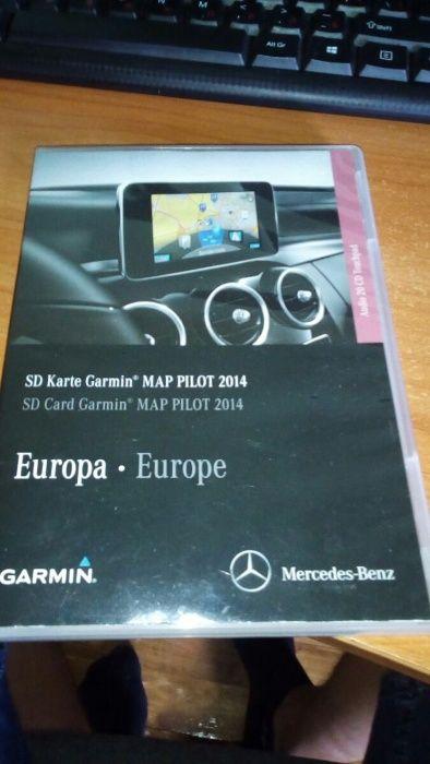 SD Karte garmin map pilot 2014 гр. София - image 1