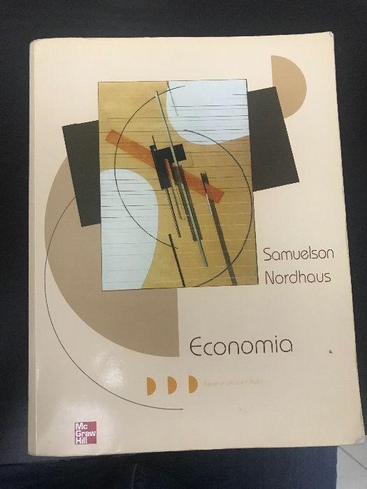 Livro de economia último preço