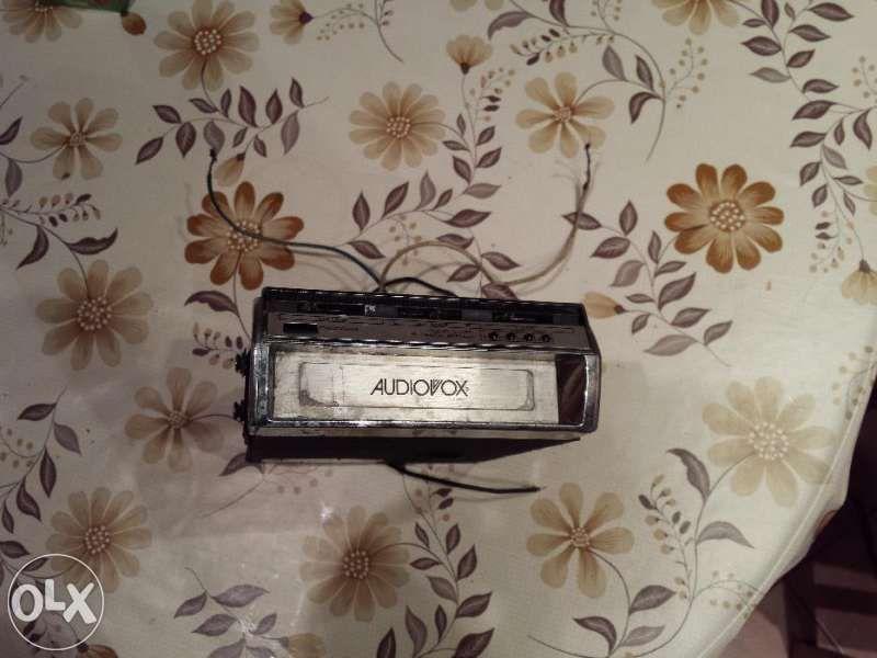 Ретро касетофон AUDIVOX