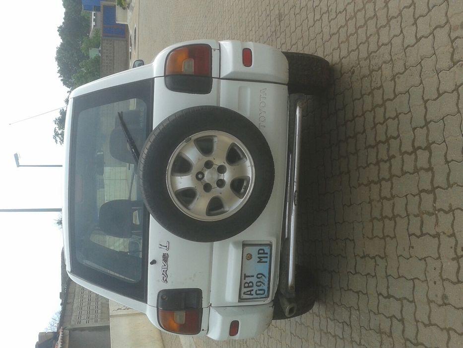 Vendo Toyota rava Bairro do Xipamanine - imagem 1