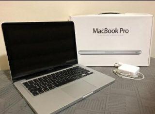 MacBook pro disponivel