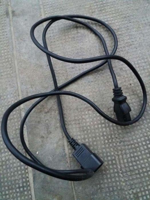 Prelungitot cablu de alimentare monitor,PC,imprimanta,Tv
