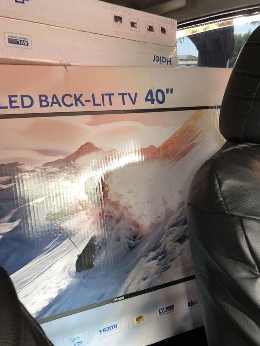 Tv haier 40 polegadas
