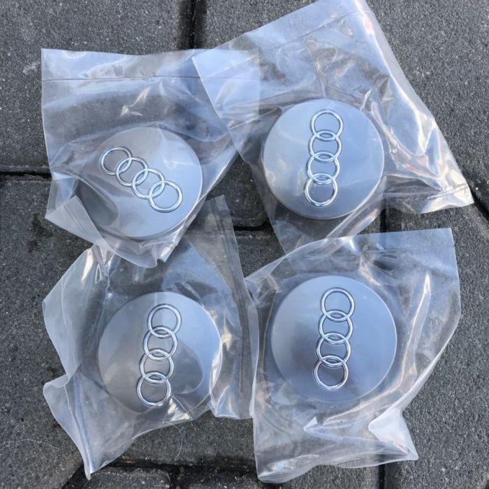 Vand set 4 capace noi originale Audi cod 4B0601170 60mm a4 a6