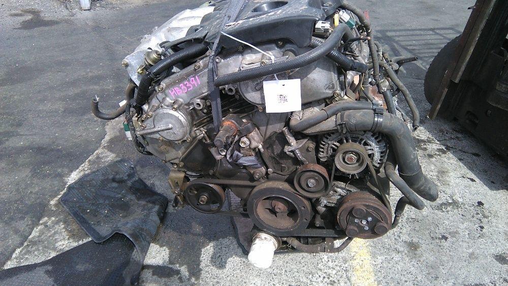 Двигатель 3.5, VQ35 на Nissan Murano