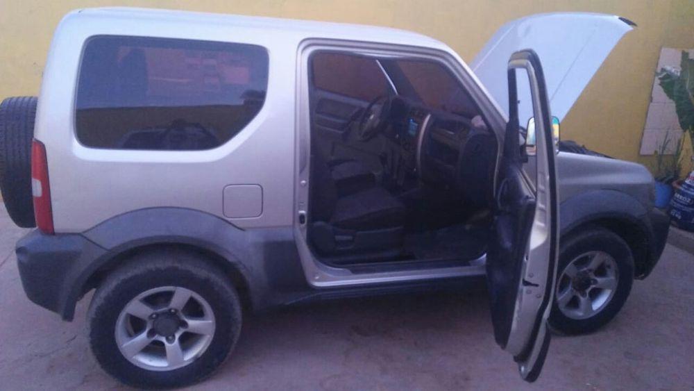 Vendo Suzuki Jimny