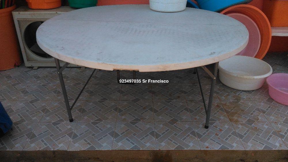 Mesa de 12 cadeira produto novo com directo entrega ao domicilio