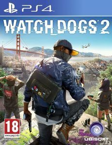 Watch Dogs 2 jogo playstation 4