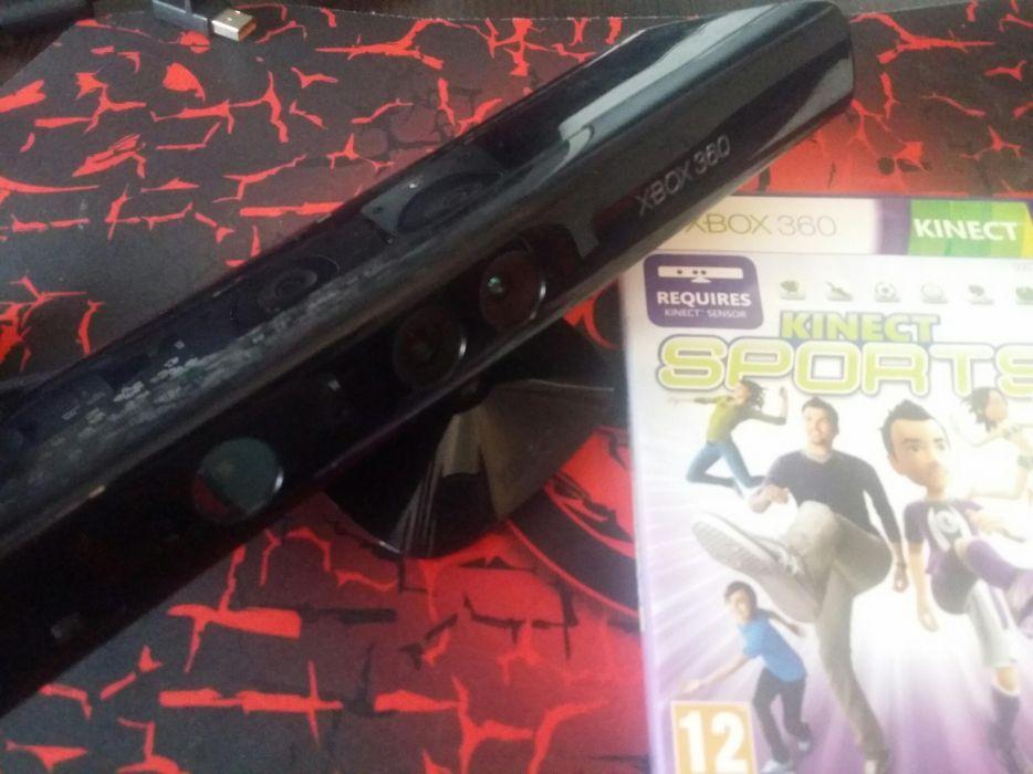 Kinect senzor xbox 360 plus joc