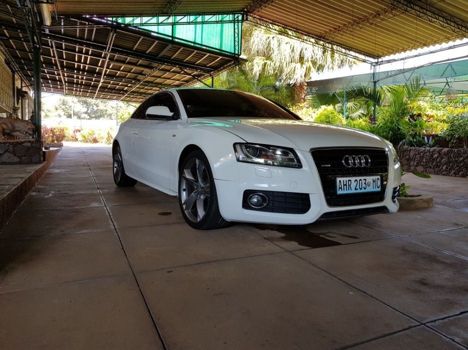 Audi A5 3.0 Diesel v6 DONO aceito diferencas