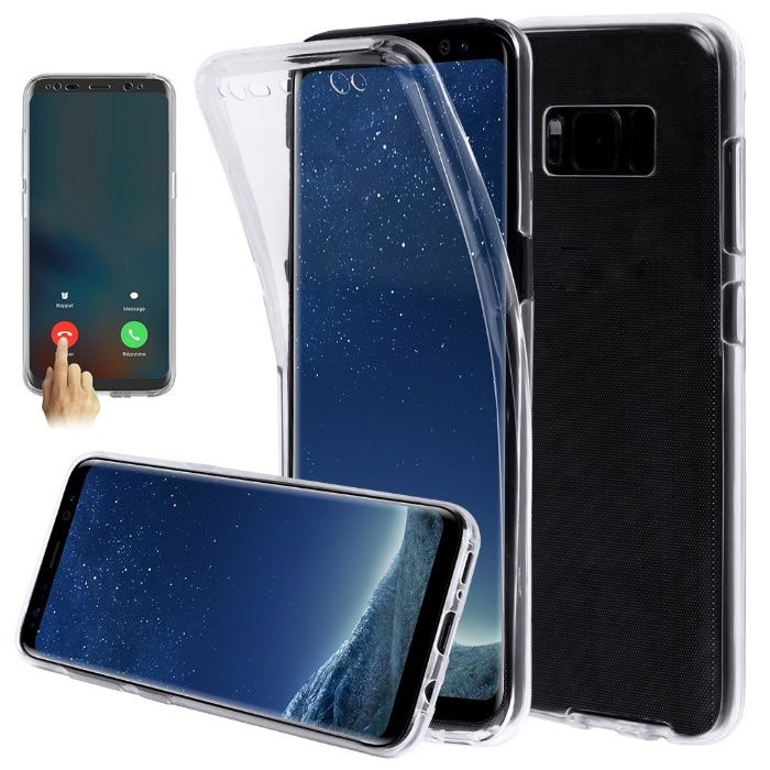 Huawei P20 P20 Lite P20 Pro Husa Slim Transparenta Silicon Fata Spate