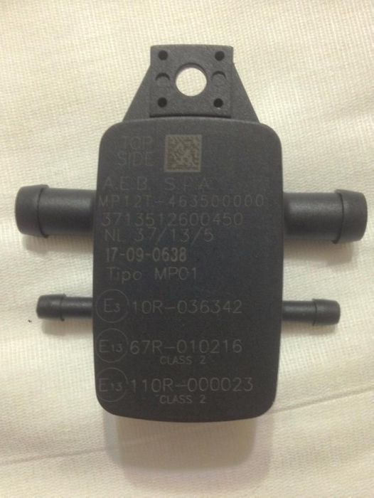 Гбо Мап-сенсор AEB. SPA. Tipo MP01