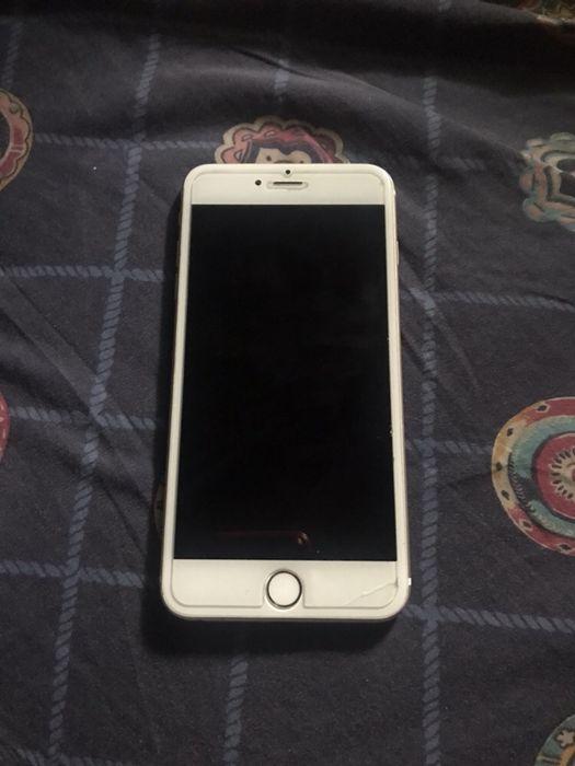 iPhone 6 Plus gold 16G tudo limpo