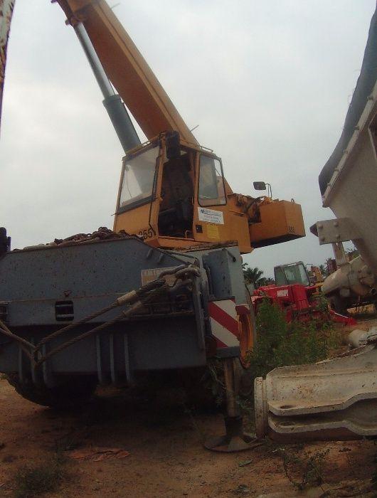 Vendo Grua Locatteli de 50 toneladas