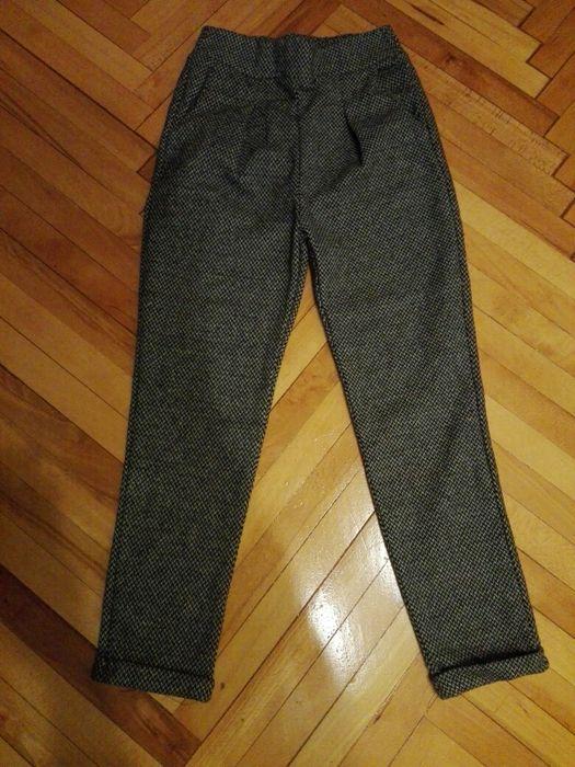 Pantaloni talie inalta marimea S,impecabili