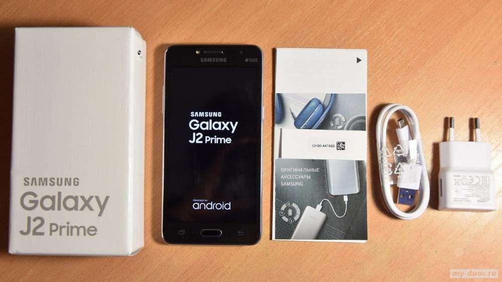 Samsung Galaxy J2 Prime Novos na caixa